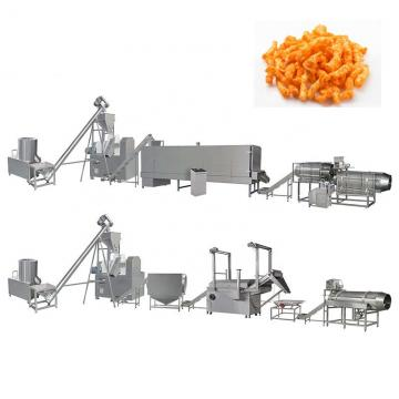 Fully Automatic Industrial Cheetos Snack Food Machine