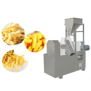 Good Feedback and Hot Selling Fully Automatic Fried or Baked Corn Kurkure Cheetos Making Machine New Technology Fried Kurkure Snacks Machine