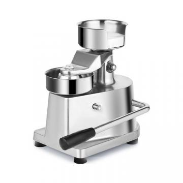 Commercial Square Hamburger Patty Press Slider Burger Maker