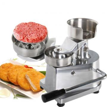 Commercial Hamburger Meat Patty Forming Burger Maker Machine