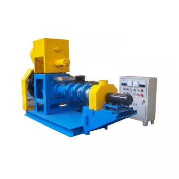 High Automatic Pellet Floating Fish Feed Machine