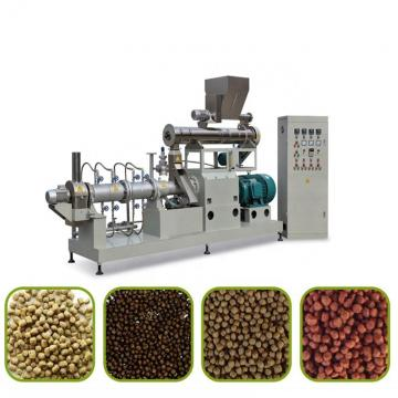 Big Capacity Dog Pet Food Making Machinery