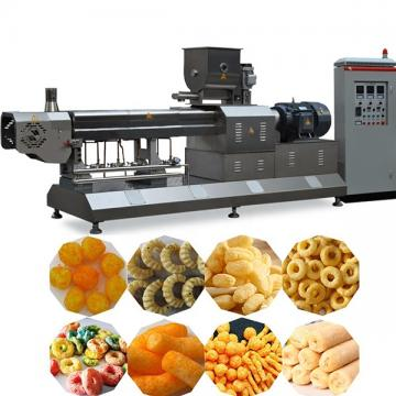 Food Extruder Production Line Snack Maker Machine