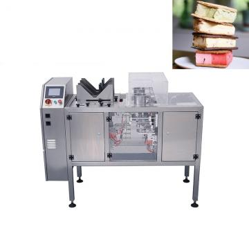 Made in China Fruit Flavors Jam Nougat Biscuit Sandwich Machine
