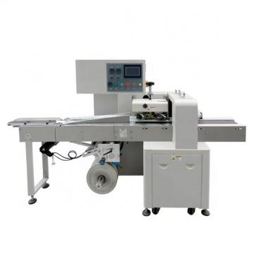 Automatic Bakery Flow Bread Packaging Machine