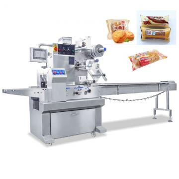 Automatic Hotel Soap Horizontal Flow Packaging Machine Factory Price Automatic Horizontal Flow Wrapper/Wrapping Pillow Bakery/Bread Packing Packaging Machine