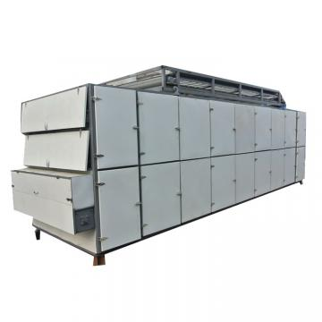 Industrial Belt Conveyor Continuous Microwave Tea Dryer Drying Machine