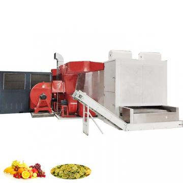 Continous Seaweed Mesh Conveyor Belt Dryer/Drying Machine