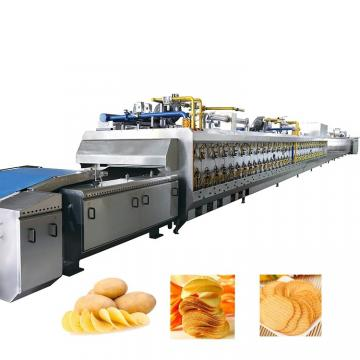 Potato Chips Plant Price Snack Food Making Machine